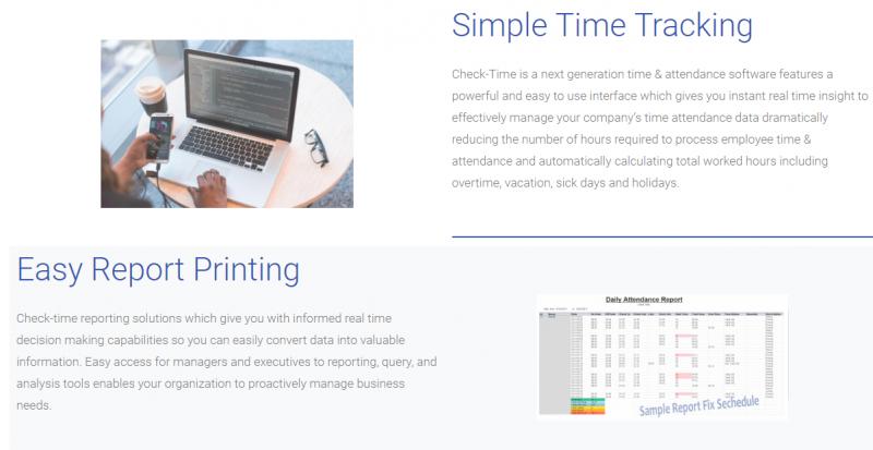 Check Time - Satcom Sales & Services Sdn Bhd